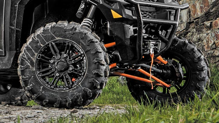 Polaris General 1000 EPS Deluxe ABS - POURQUOI L'ABS